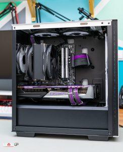 carbon purple showcase